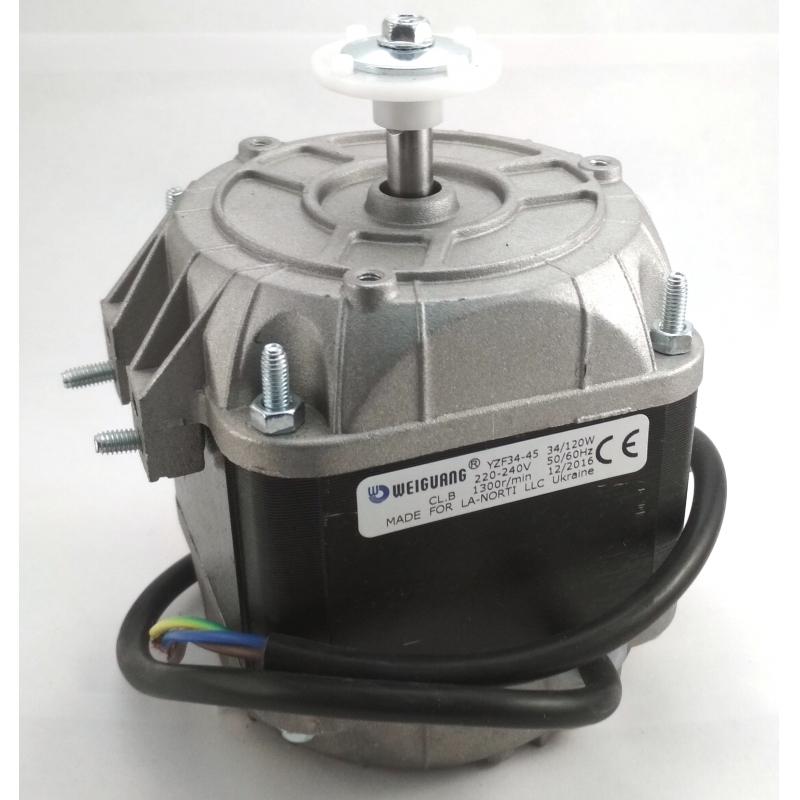 Полюсный двигатель Weiguang YZF-34-45-18/26