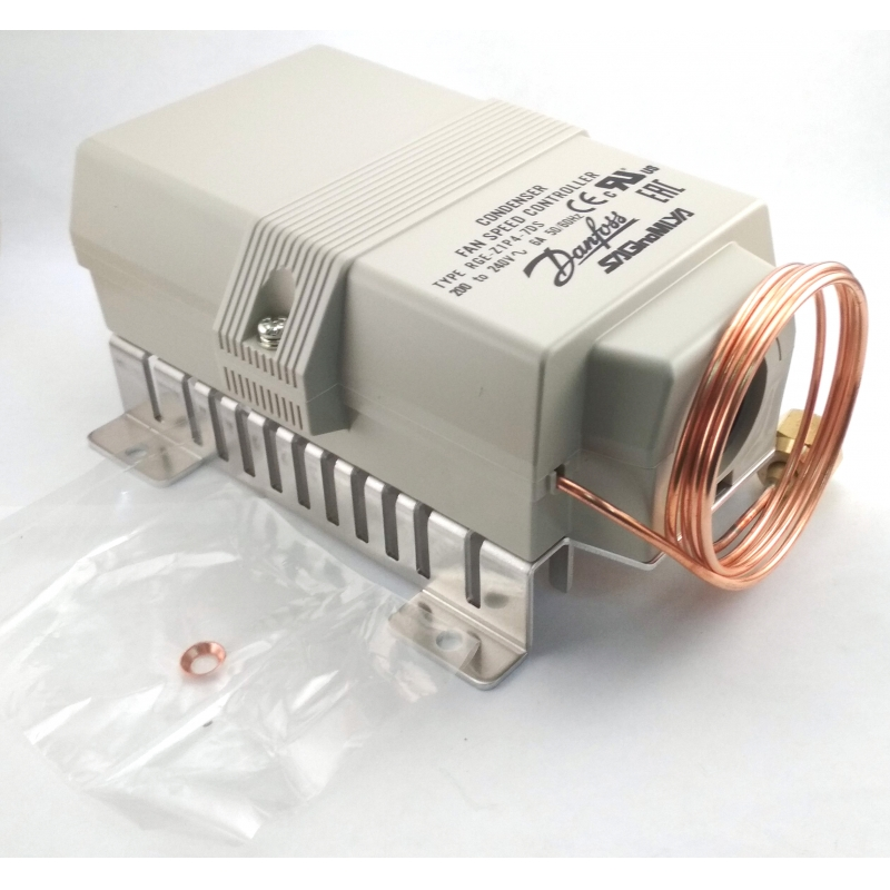 Контроллер cкорости вращения вентилятора SAGINOMIYA RGE-Z1P4-7DS (Япония)