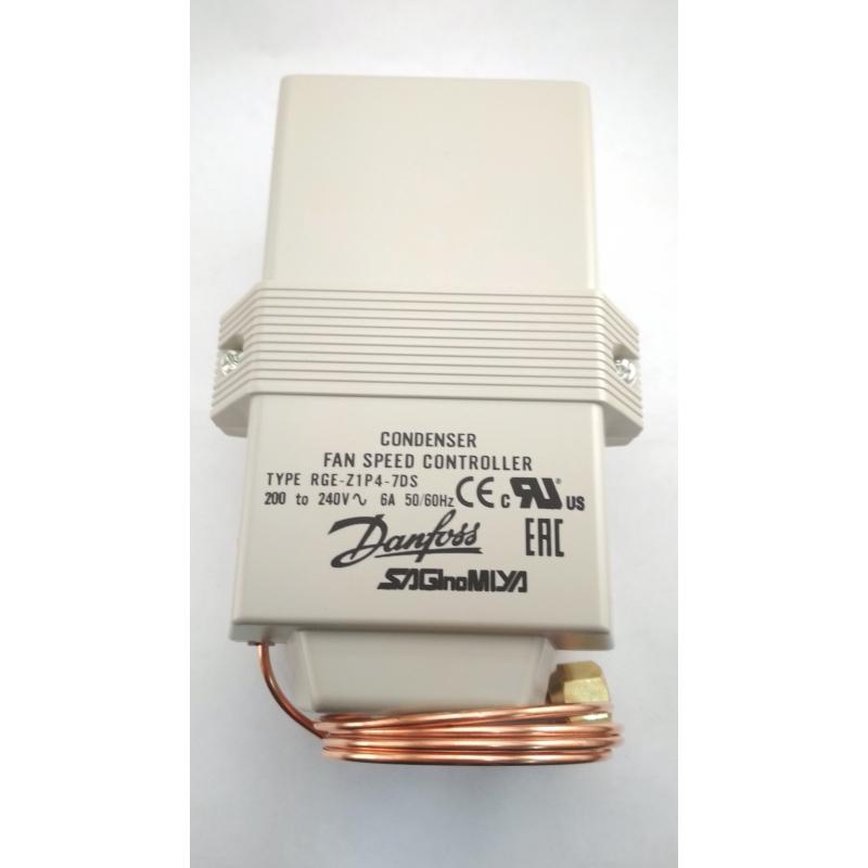 Контроллер cкорости вращения вентилятора SAGINOMIYA RGE-Z1N4-7DS (Япония)