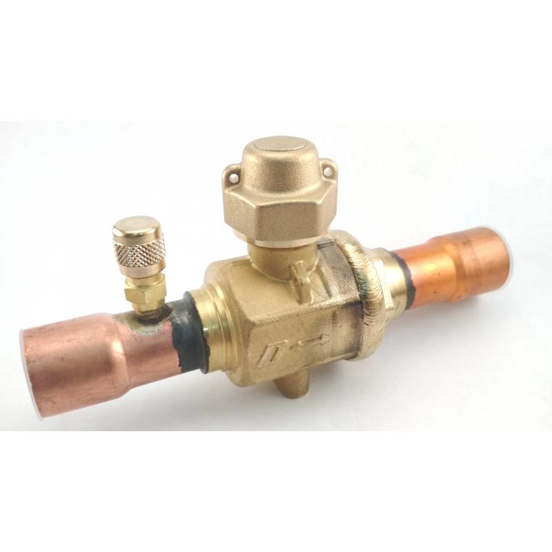 Шаровый вентиль OLAB 37000-TS-M10-12-1 (Италия)