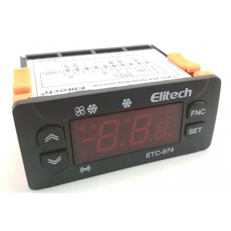 Контроллер Elitech ЕТС-974