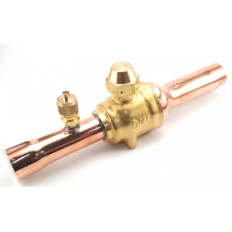 Шаровый вентиль BV011-S